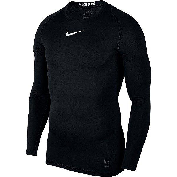 38c018eb4b0 Camiseta Compressão Nike Pro - Hit Tennis Sports - Loja de Artigos ...