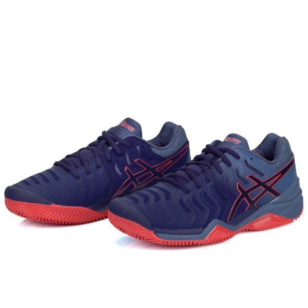 df0fa2004cc Tênis Asics Gel Resolution 7 Clay Masculino - Hit Tennis Sports ...