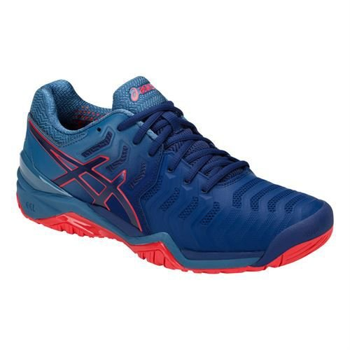 ee0d6652783 Tenis Asics Gel Resolution 7 Masculino - Hit Tennis Sports - Loja de ...