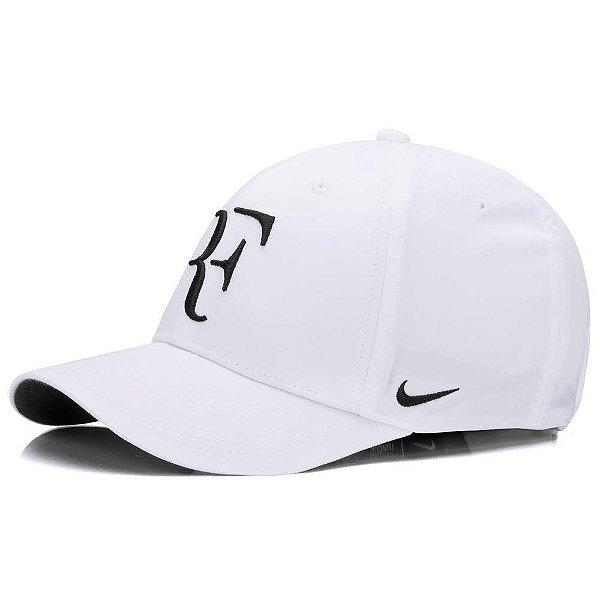 Boné Nike Roger Federer Aerobill H86 - Hit Tennis Sports - Loja de ... 5bdc6a481da