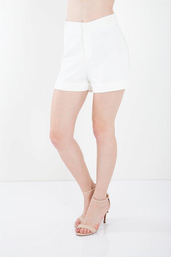 Shorts Bana Bana Alfaiataria Off White