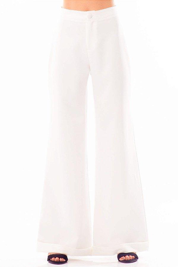 Calça de Alfaiataria Bana Bana Pantalona