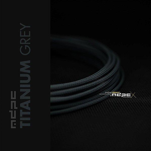 Sleeve Pequeno - Titanium Grey - 1m