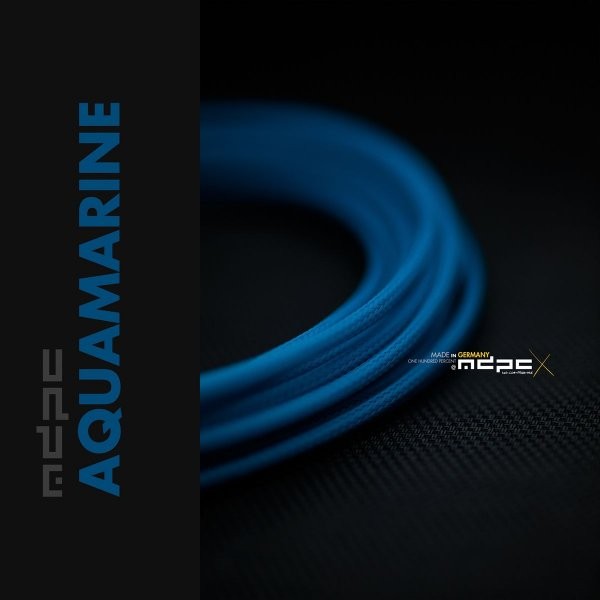 Sleeve Pequeno - Aquamarine - 1m