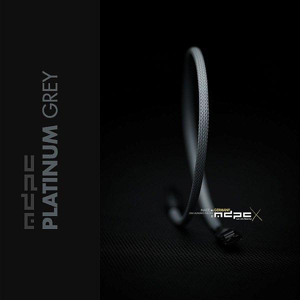 Sleeve SATA - Platinum Grey - 1m