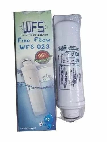 Filtro Wfs023 Electrolux Pe11 Pe11x Pe11b