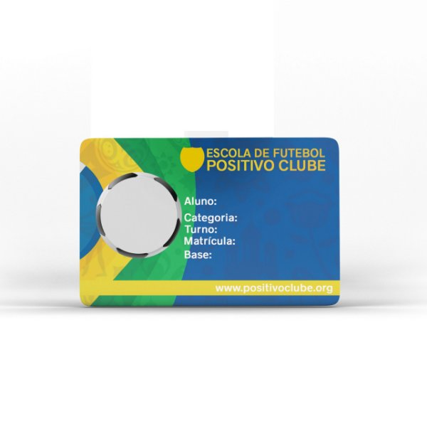 Carteirinha Escolar em PVC 0,76mm 4/0