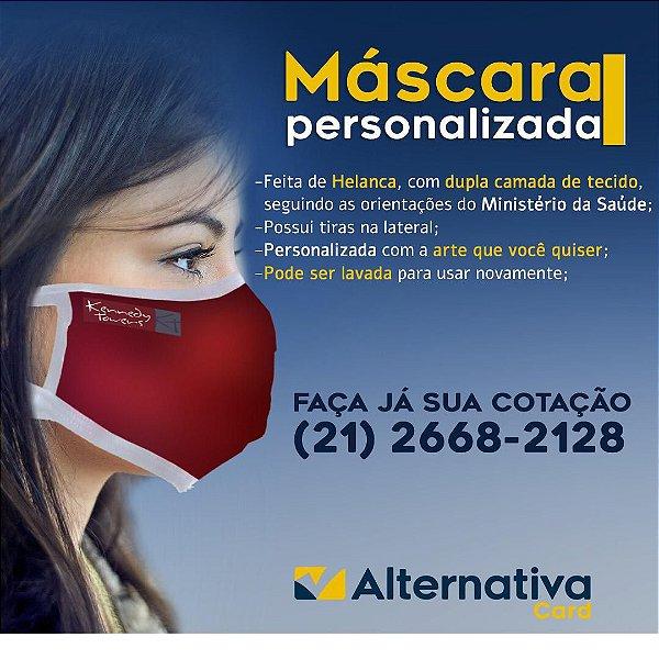 DUPLICADO - Máscara Personalizadas