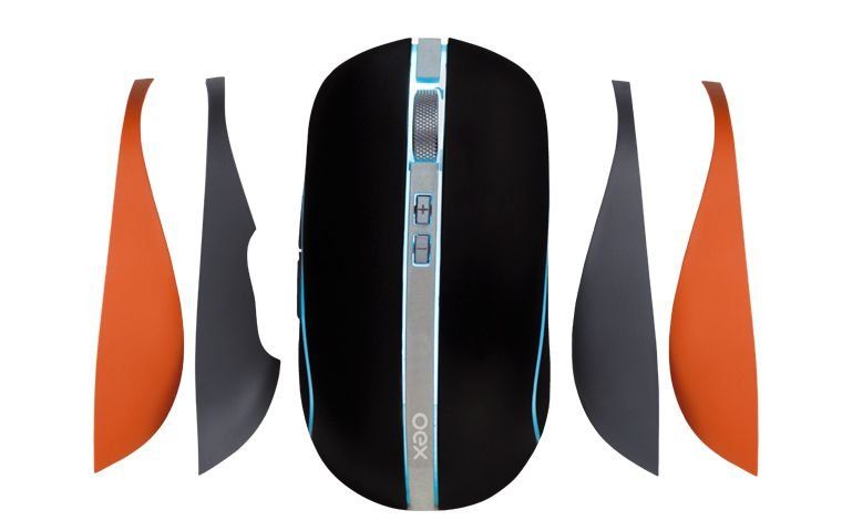 Mouse Gamer OEX MS310 Hybrid