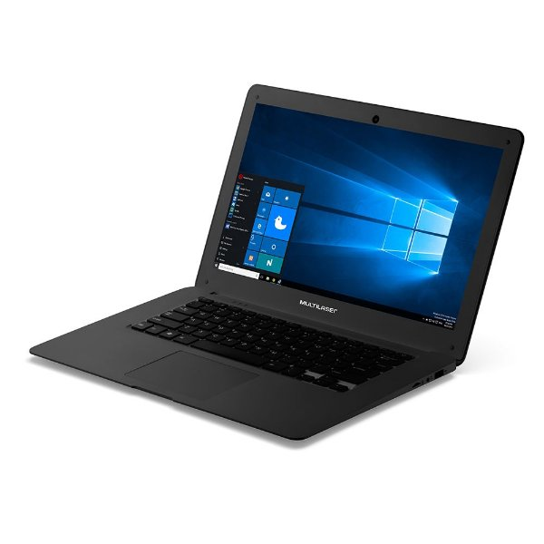 "Notebook Multilaser PC101 Legacy 14"" 2gb RAM Preto"