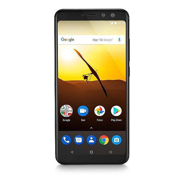 Smartphone Multilaser MS80 NB722 32gb Preto