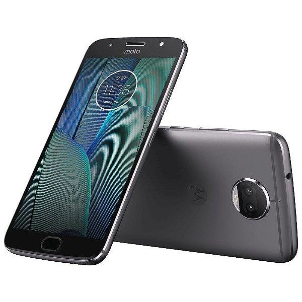 SMARTPHONE MOTOROLA MOTO G5S PLUS XT1820 32GB PLATINUM