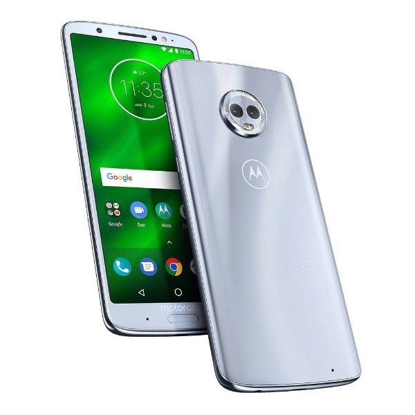 SMARTPHONE MOTOROLA MOTO G6 PLUS XT1926 64GB TOPAZIO