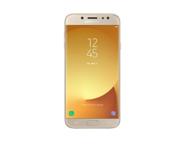 85805a39ef Smartphone Samsung Galaxy J7 Pro SM-J730G 64gb Dourado - Casa ...
