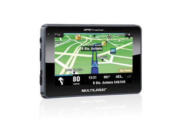 GPS Multilaser GP033 Tracker III 4,3''
