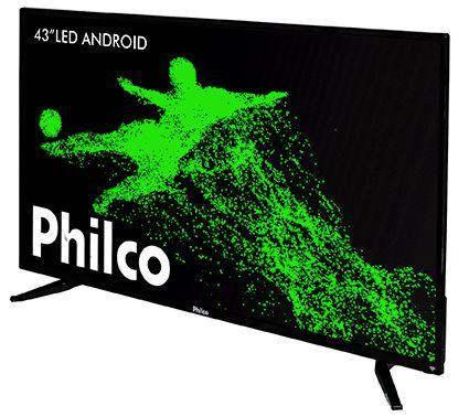 """Smart TV Philco 43"""" PH43N91DSGWA"""