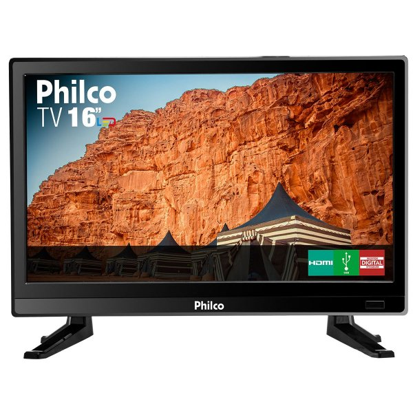 "TV Led Philco  16"" PTV16S86D"