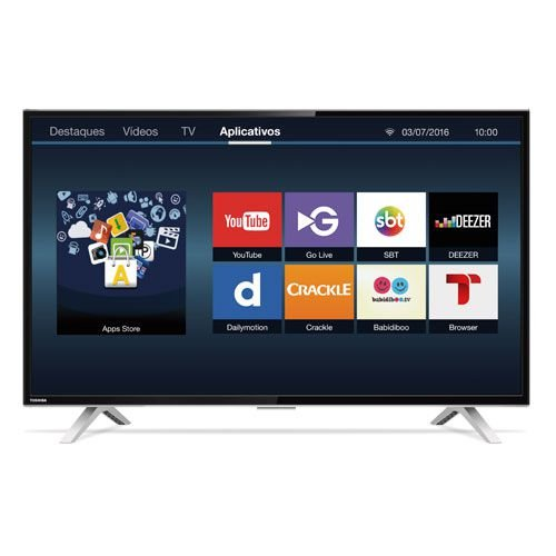 "Smart TV Toshiba 40"" 40L2600"