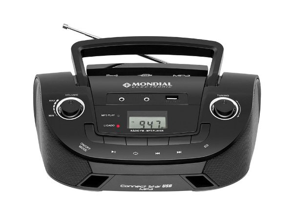 Radio Mondial NBX-06 Connect Star