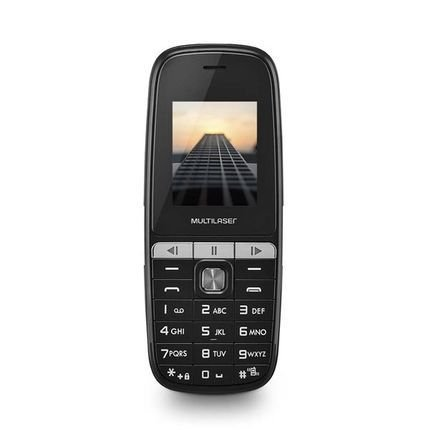 Celular Multilaser Up Play P9076 Preto