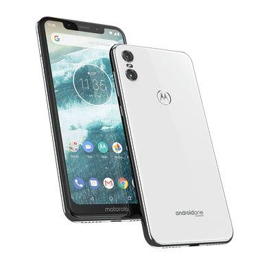 Smartphone Motorola Moto One XT1941 64gb Branco