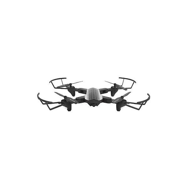 Drone Shark Multilaser ES177 Preto e Cinza