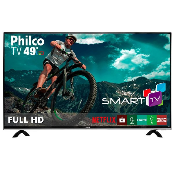 "Smart TV Philco 49"" PTV49E68DSWN"