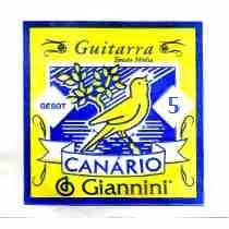 5ª Corda de Guitarra Canario GESGT.5 (Lá)