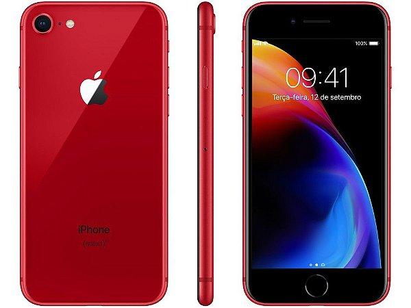 iPhone 8 64gb Vermelho