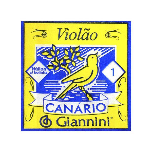 1ª Corda de Violao Nylon Canario GENWB1