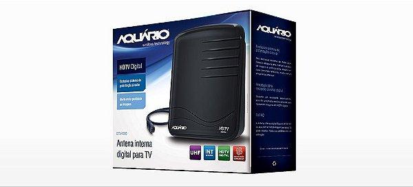 Antena Digital Aquário DTV-1000 Interna