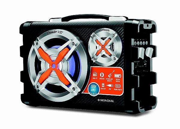 Caixa de Som Mondial MCO-07 Thunder VII