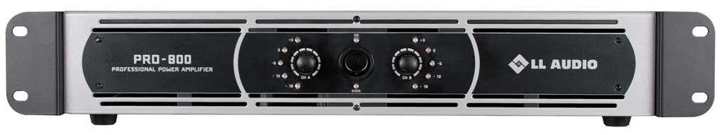 Amplificador de Potência LL PRO-800