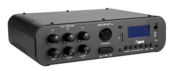 Amplificador Compacto NCA AB 100 BT ST
