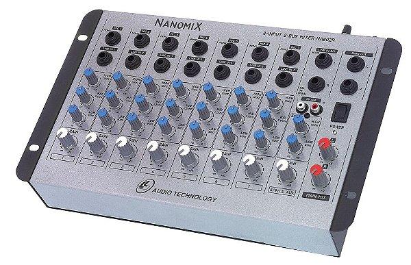 Mesa de Som LL Nanomix NA802R