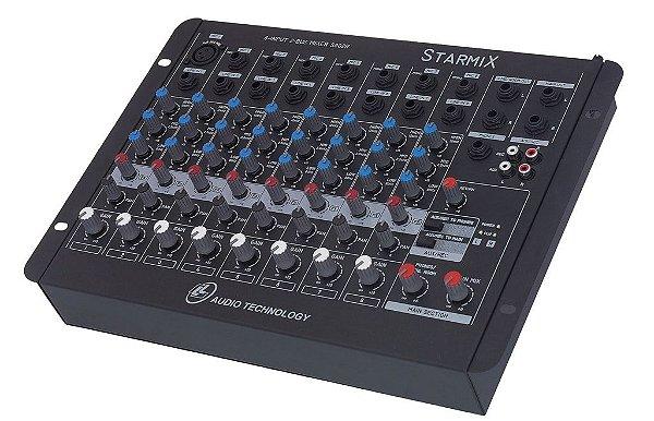 Mesa de Som LL Starmix S802R