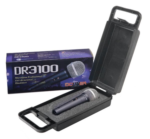 Microfone Donner DR3100