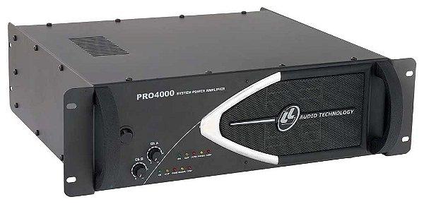 Amplificador de Potencia PRO4000