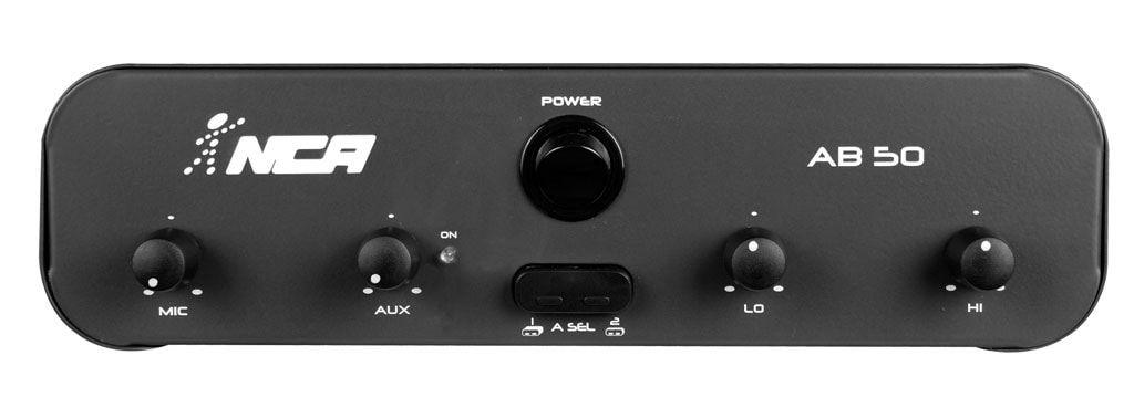 Amplificador Compacto LL AB 50