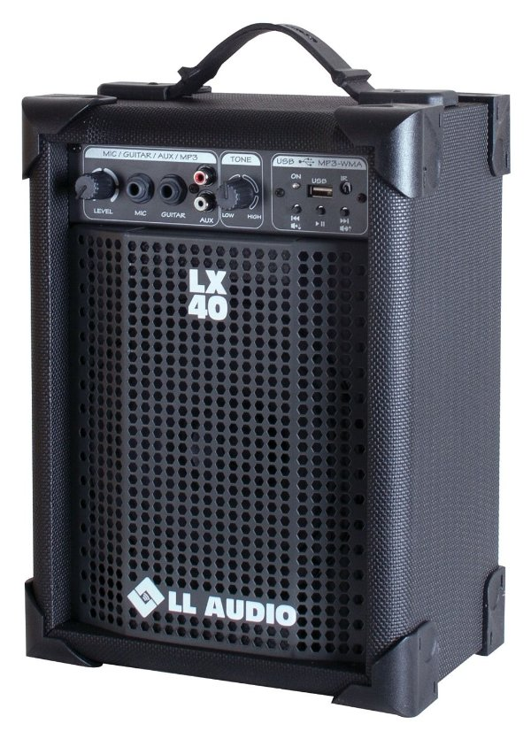 Caixa de Som LL LX40 USB