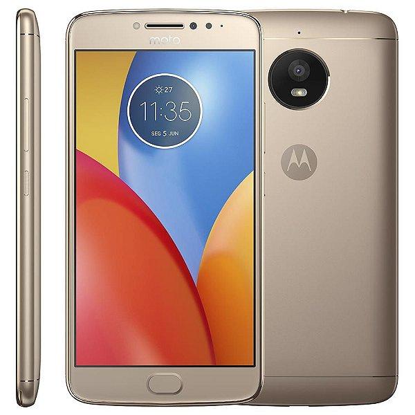 Smartphone Motorola Moto E4 Plus XT1773 16gb Ouro