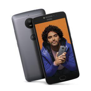 Smartphone Motorola Moto E4 Plus XT1773 16gb Titanium