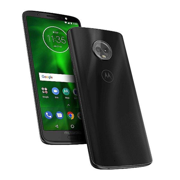 Smartphone Motorola Moto G6 XT1925 64GB Preto