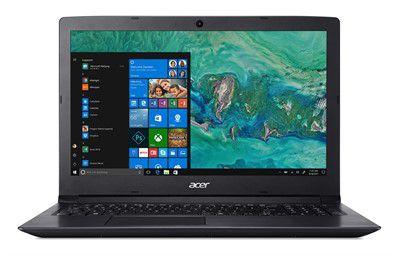 Notebook Acer I3 7020U 4GB 1TB