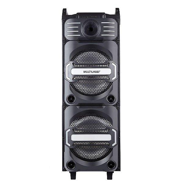 Caixa de Som Multilaser SP285 Torre Double