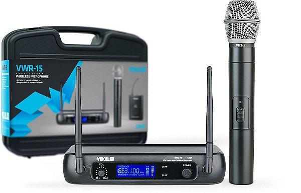 Microfone Vokal VWR-15