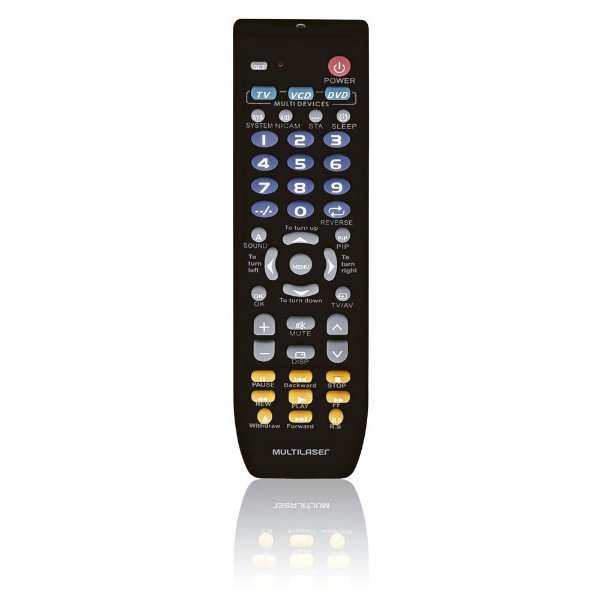Controle Remoto Multilaser AC088 TV Universal
