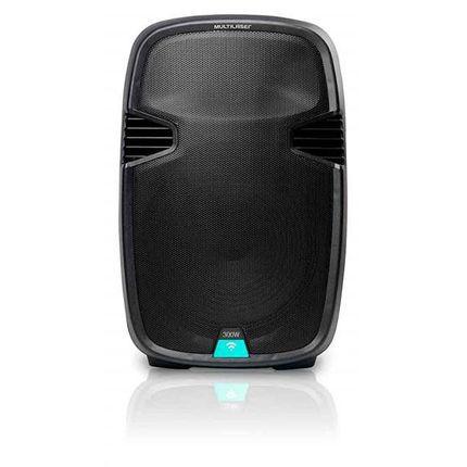 Caixa de Som Amplificadora Trolley 15 Pol Bluetooth 300W