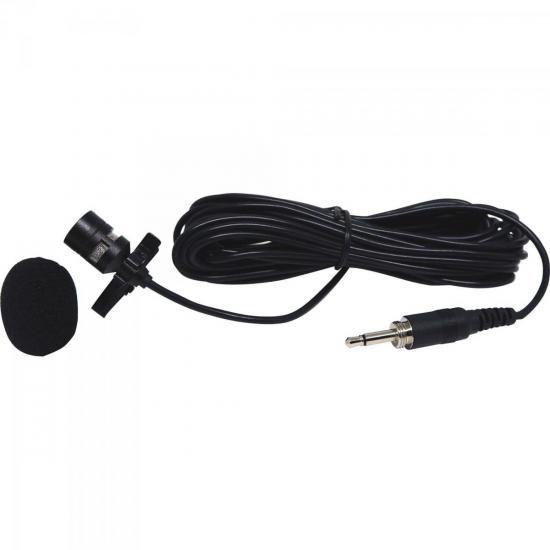Microfone de Lapela Leson ML100-S