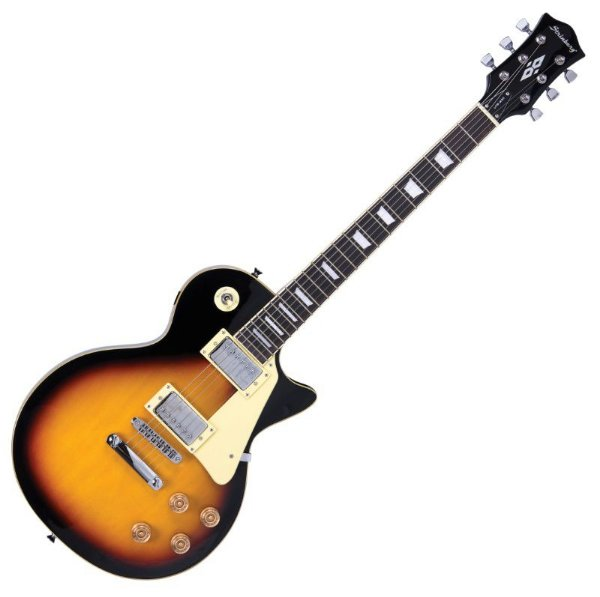 Guitarra Strinberg Les Paul LPS230 Sunburst